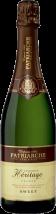 Игристое вино Patriarche Heritage Brut 0.2 л